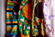 baby rompers, maxaloones, swimming diapers / gyerekruha és pelenkavarrás sewing baby clothes and diapers