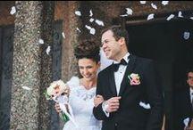 Reportaż ślubny / wedding photojournalism