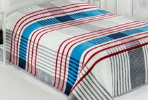 Summer Blankets / 100% cotton blanket. Available in a variety of stunning designs and colours.