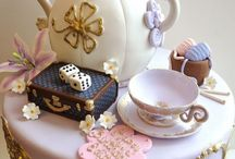 ~  ' * A Nice Cup of Tea * '  ~ / Welcome to my board and happy pinning ! :))