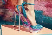 ~  ' * It's a Shoe World * '  ~