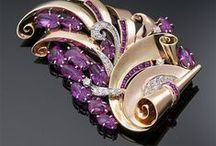 ~  ' * The Spirit of Art Deco & Retro Jewels * '  ~ / Welcome to my board and happy pinning ! :))
