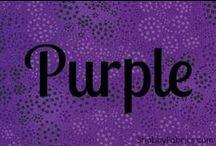 ~  ' * Purple Passion * '  ~