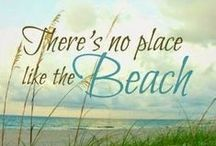 ~  ' * There's No Place Like the Beach * '  ~ / Welcome to my board and happy pinning ! :))