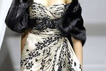 ~  ' * Black & White ❇ Fashion * '  ~