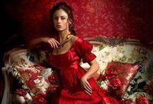 ~  ' * Fancy Red ❇ Fashion * '  ~