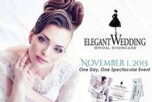 2015 Elegant Wedding Bridal Show / 2015 Bridal Showcase