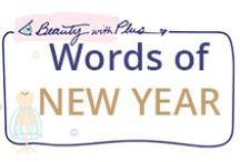 Words of NEW YEAR