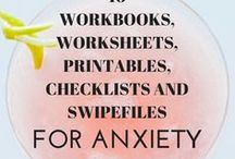 Modern Day Girl - Anxiety Tips, Quotes and Inspiration / All the best tips for anxiety, wellbeing and mental health. Get advice, help and inspiration from the blog, Modern Day Girl Blog. Need support and help for your anxiety? I help women do just that.