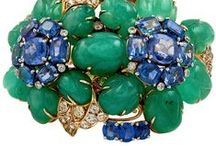 ~  ' * Colour Me Beautiful with ❇ Blue & Green Jewellery  * '  ~ / Welcome to my board ! Enjoy and happy pinning !