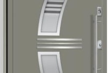 Aluminium Haustüren RK