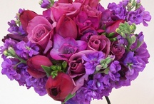 Wedding Bouquets / For all of you who are getting married, might be thinking about getting married, know someone who is getting married, or those of you who simply like lookin' at beautiful flowers!