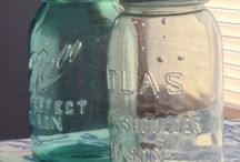 I Love Mason Jars / by Cheryl Pruitt