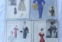 BEST: Balmain,Desses,Dior,Fath,Griffe,Gres,Heim,Laroche,Patou,Paquin,Piguet,Ricci VPO/VCD 50s / by Marina C Fashion Addict