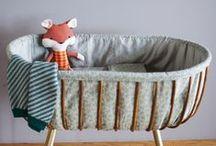 Nursery Glam / Ideas for the perfect nursery.