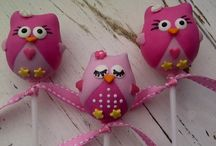 Cake pops / by janet dulong