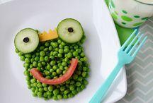 Triplets fun food / by janet dulong