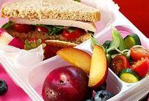 Healthy Lunch Ideas / www.amorefitness.com.au
