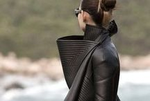 Leather in fashion / by Glosty Fashion And Style