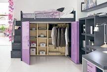 Bedrooms / Cool teen bedrooms