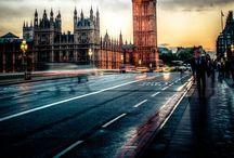 Londres passei por aqui