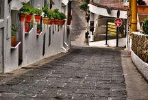 Mijas, Espanha... Passei por aqui
