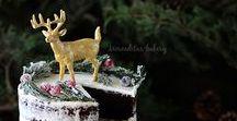 C h r i s t m a s / Idee e spunti per il tuo Natale, la festa più handmade di tutto l'anno.  Pacchetti, alberi, ghirlande, luci, e tanta magia...