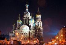 São Petersburgo... Passei por aqui!!!