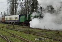 Nosztalgia vonatok
