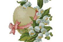 WIELKANOC - SHCEMATY / Na tej tablicy znajdują się obrazy i motywy Wielkanocne, które posiadają wzory do xxx.