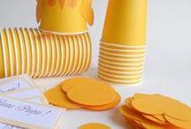 papír  és műanyagpohárból