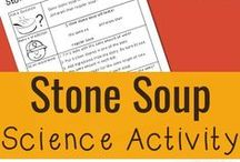 STEM / Science, Technology, Engineering, & Mathematics educational activities for kids