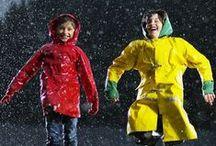 Weather Theme Crafts & Activities / teaching kids about weather through crafts, books, and activities