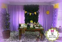 Festa Enrolados-Rapunzel - Mariah