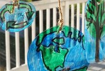Earth Day Ideas / Earth Day ideas, books and activities for kids