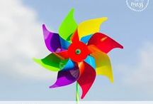 Summer / kids activities and ideas for summer time, summer crafts and outdoor play