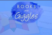 Books and Giggles / Kids activities, learning activities, parenting ideas, picture book reviews, and more from booksandgiggles.com
