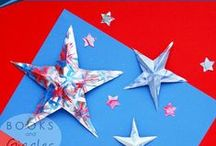 Fourth of July / 4th of July ideas and activities for kids
