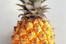 Pineapples / Pineapples are amazing