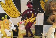 Josephine Baker & her Banana Skirt