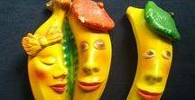 Washington Banana Museum / A selection of items featured at the Washington Banana Museum.