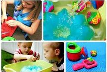 Sensory Play / Sensory play activities