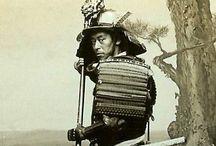 Samurai Vintage Photography