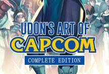 Capcom Fan Art