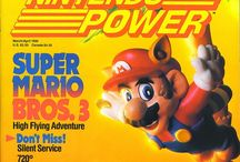 Nintendo (80's &90's)