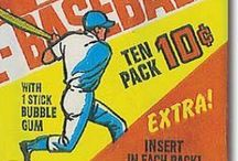 Old Tradingcards & Bubblegum Stickers