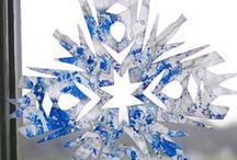 Winter Kids Activities / winter theme activities and crafts for kids