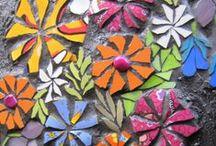 Crafts.. Mosaics