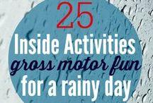 Gross Motor / gross motor activities for kids