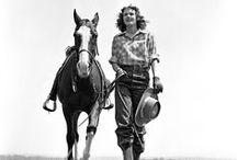 A farmgirl loves...